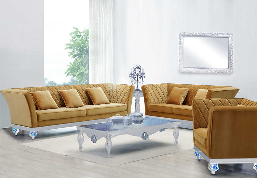 Sofa Set Tamu Super Mewah Spesialis Mebel Sofa Jepara Faza Mebel