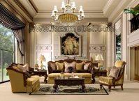 Kursi Tamu Luxury Living Room