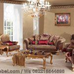 Set Sofa Tamu Khaterine Luxury