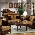 kursi-tamu-mewah-living-room-brown