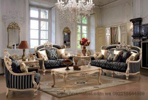Set Sofa Tamu Luxury