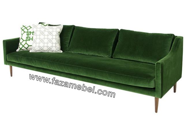 Sofa-Santai-Luxury-Hijau