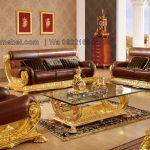 sofa-tamu-mewah-italian-gold