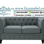 Harga-Jual-Beli Model-Sofa Minimalis-2017-dua-dudukan