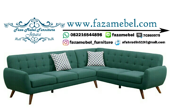 9-model-sofa-terbaru-2017-retro-sudut-hijau