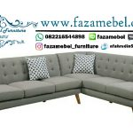 Harga-Jual-Beli Model-Sofa Minimalis-2017-retro-sudut-putih