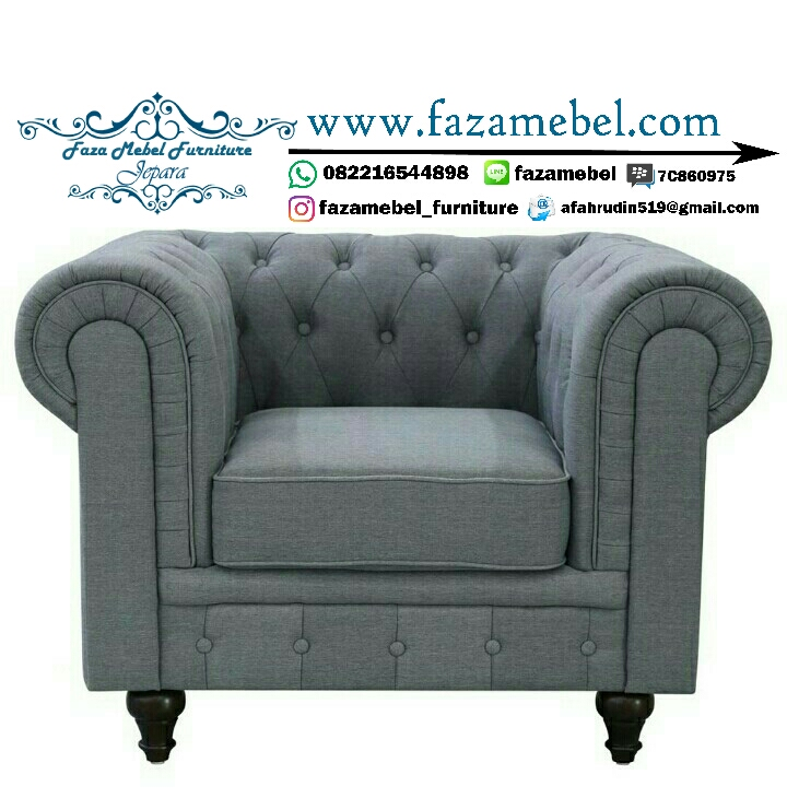 Harga-Jual-Beli Model-Sofa Minimalis-2017-single