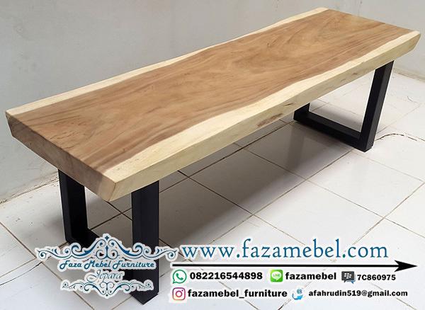 jual-beli-harga-meja-kayu-trembesi-suar-Terbaru-solid