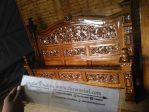 Tempat Tidur Rahwana Jati