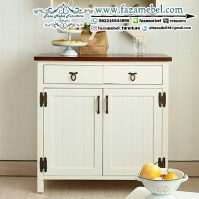 Lemari Dapur Mewah Modern