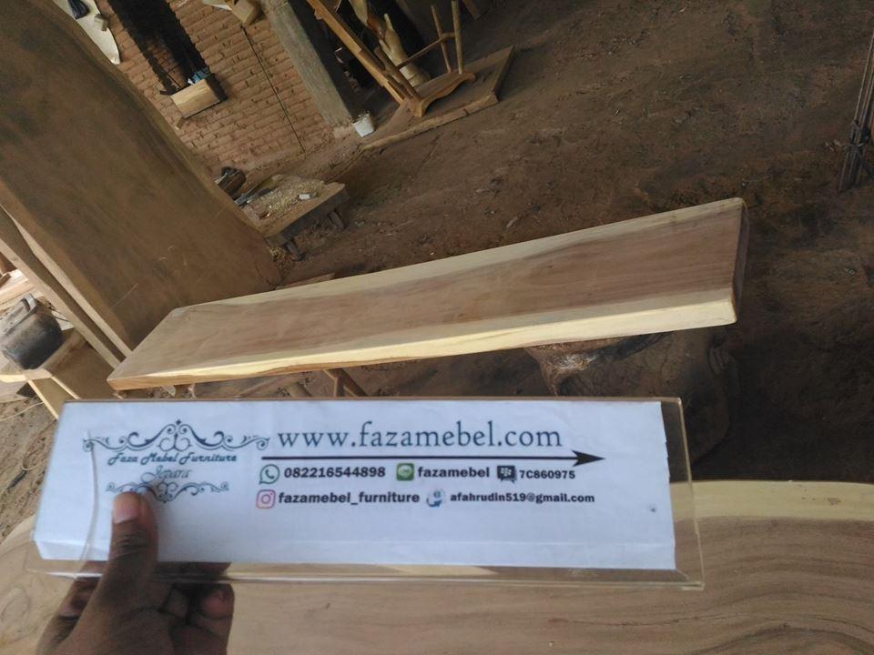 mebel kayu trembesi jepara 1