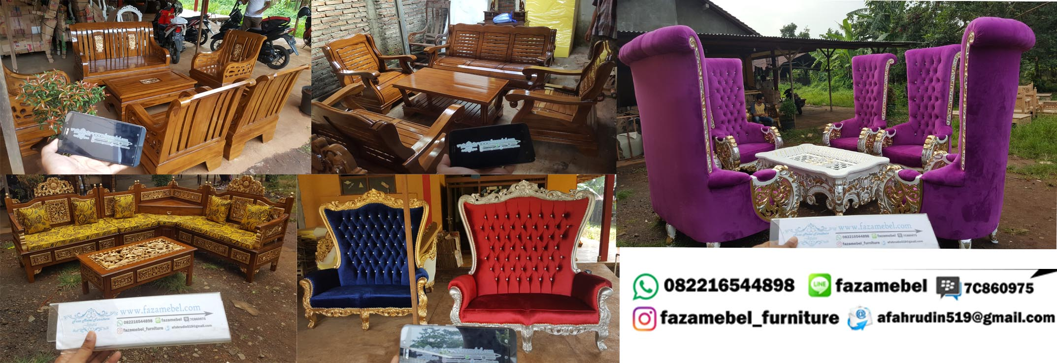 Mebel Jepara I Furniture Jepara I Faza Mebel Furniture Jepara [ Spesialis Original Supplier Mebel Jepara : Best Royal Luxury Produk Furniture : Elegan Minimalis Mewah Antik Clasik & Berkualitas ]