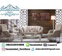 Set Kursi Mewah Untuk Ruang Tamu