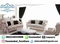 Kursi Tamu Sofa Mewah Terbaru
