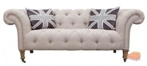 Sofa White Klasik