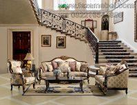 Kursi Tamu Mewah Elegant Living Room