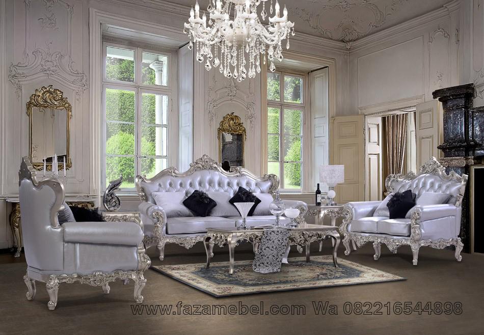 kursi-tamu-luxury-silver