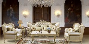 Luxury Traditional Living Room Carveed