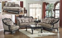 Set Sofa Tamu Europa