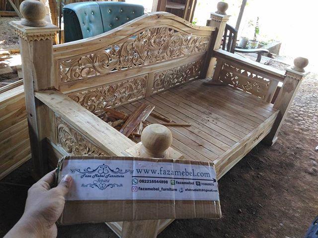 kursi-bangku-sofa-ukir-jati-mentah