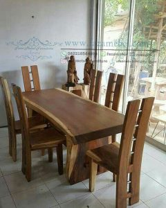 Furniture Kayu Trembesi