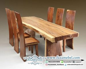 Set Trembesi Furniture Jepara