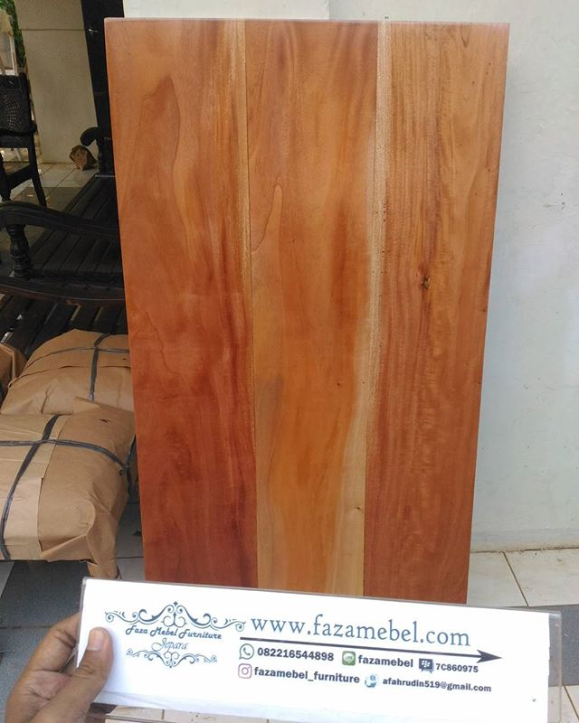 Top-Table-Kayu-Mahoni-Natural-Wood-mewah