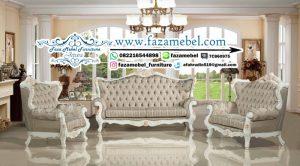 Kursi Mewah Ruang Tamu