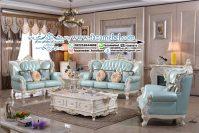 Kursi Sofa Ruang Tamu Mewah
