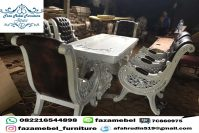 Set Meja Makan Mewah Raffi Ahmad