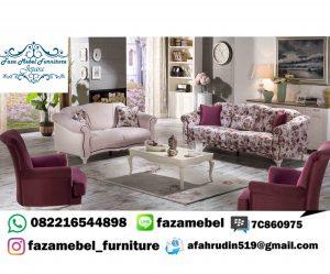 Bellona Set Sofa Tamu Minimalis Mewah Terbaru