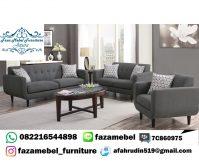 Kursi Sofa Ruang Tamu Minimalis Modern Terbaru Mebel Jepara