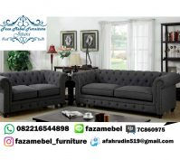 Kursi Sofa Tamu Minimalis Modern Terbaru Harga Termurah Jepara