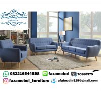 Model Sofa Terbaru Retro Vintage
