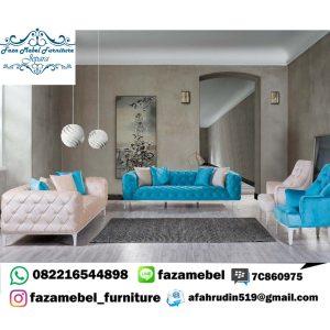 Model Sofa Minimalis Mewah Terbaru