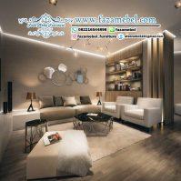 Desain Ruang Tamu Minimalis Elegan Terbaru
