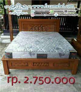 Tempat Tidur Harga 2 Jutaan