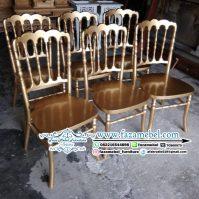 Kursi Pengantin Mewah